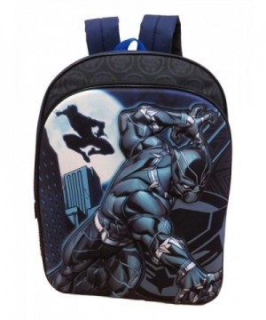 Black Panther molded Backpack 16