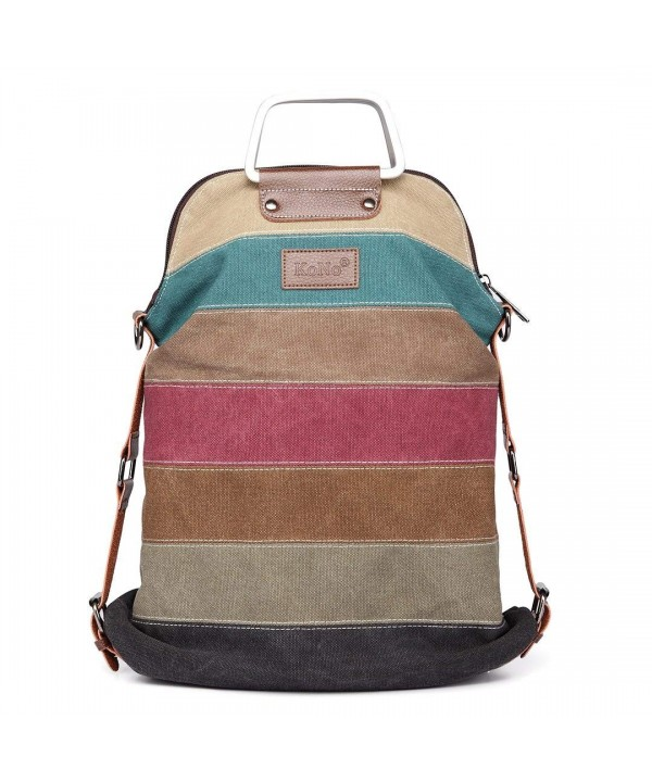 Kono Rainbow Multi Color Messenger Shoulder