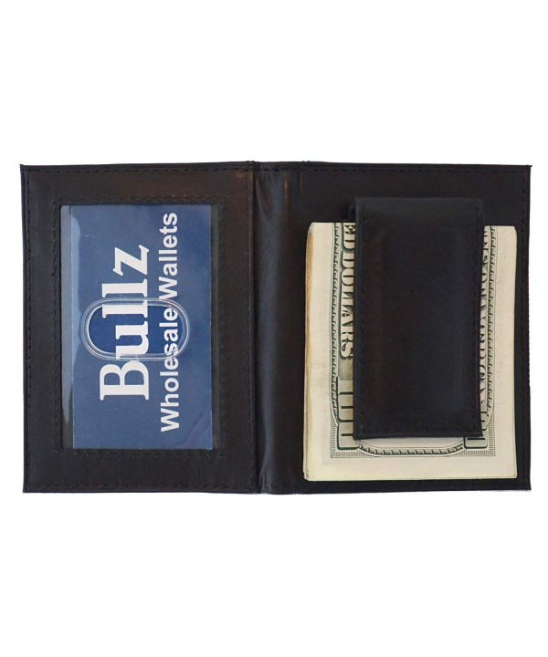 Genuine Leather Pocket Bifold Wallet