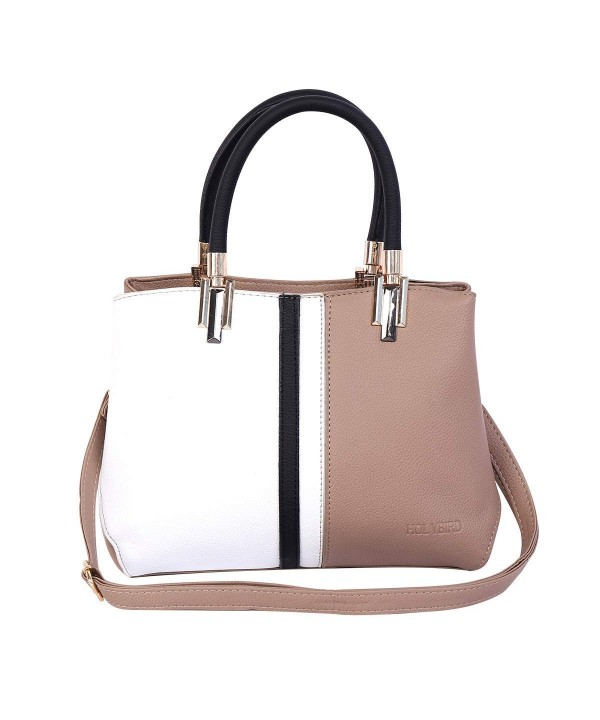 Womens Satchel Handbags Shoulder Messenger