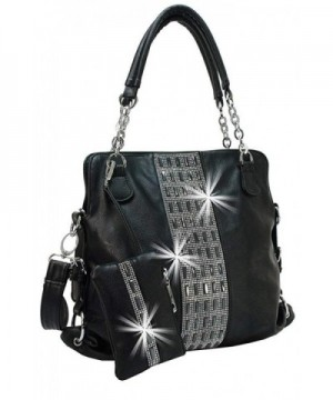 Fashion Heaven BYS 8552 pp Accented Handbag