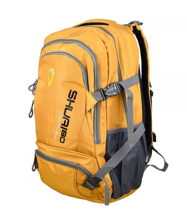 SHUAIBO Backpack Lightweight Resistant Daypack