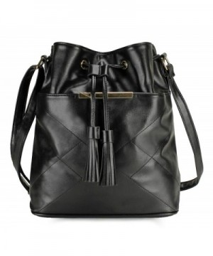 Scarleton Stitched Drawstring Bag H195401