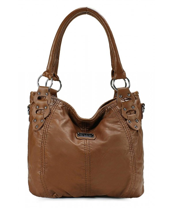 Scarleton Washed Shoulder Bag H1533