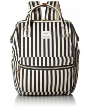 Anello Polyester Denim Canvas Backpacks