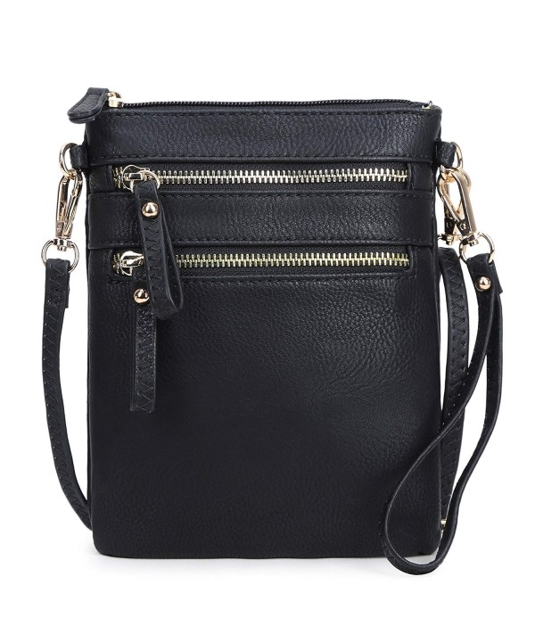 Solene Organizer Detachable Wristlet Crossbody