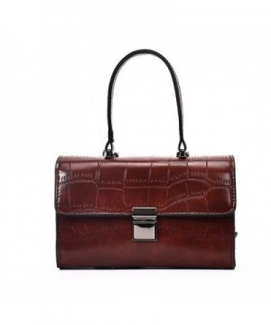 HPASS Designer Alligator Shoulder Crossbody