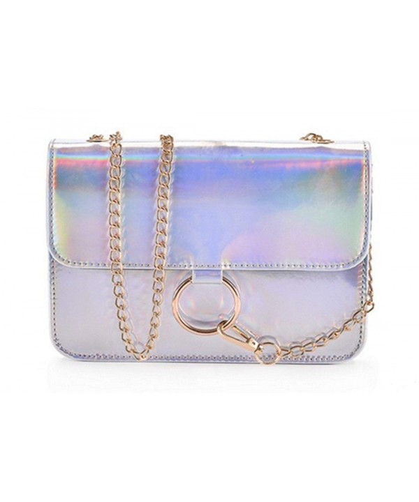 Marchome Hologram Envelope Crossbody Shoulder