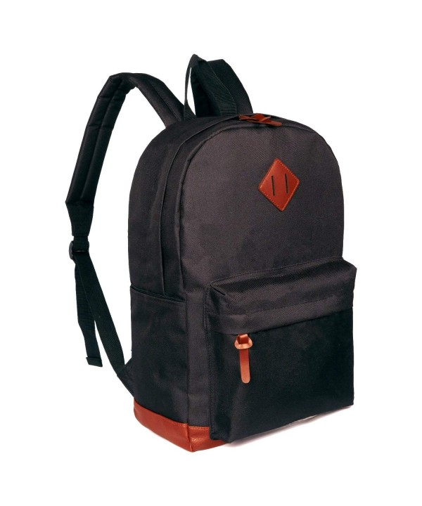 Capacity Backpack School Durable Laptop