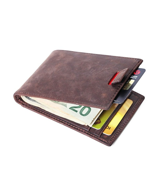 Mantica Design Wallet Vintage Brown
