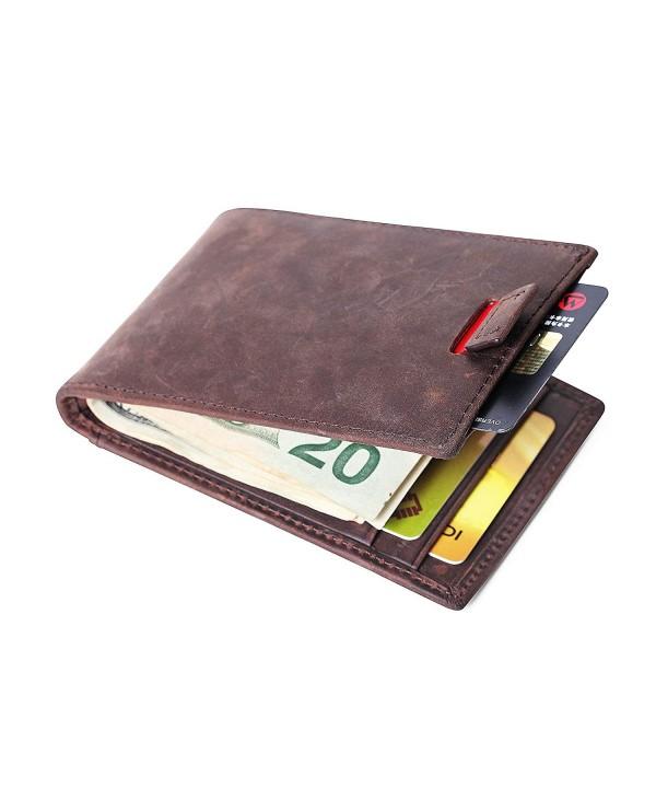Mantica Design Wallet Vintage Brown