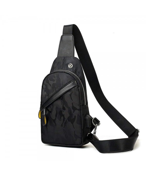 Sling Canvas Shoulder Lightweight Daypacks