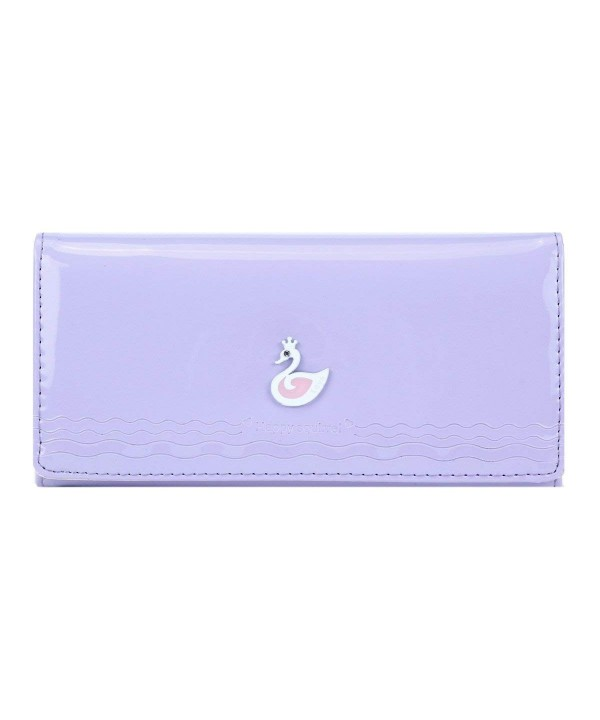 Damara Womens Bifold Wallet Embellishment