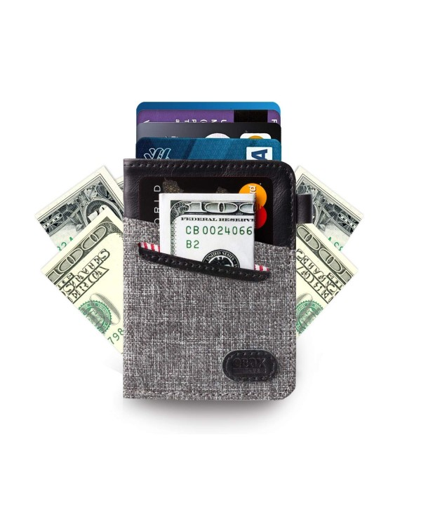 Ebax Minimalist Wallet New Pocket Holder