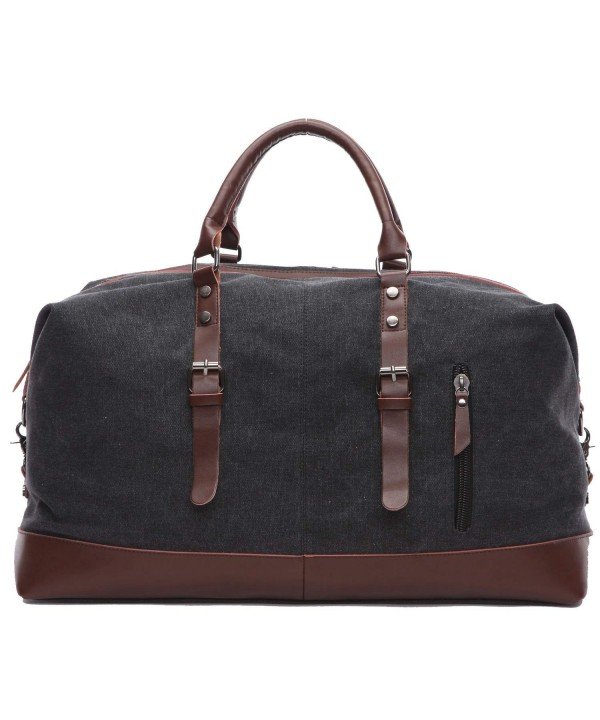 Travel Duffel Weekend Leather Overnight