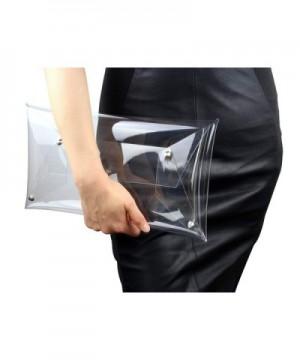 Flada Womens Transparent Handbag Messenger