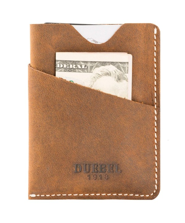 DUEBEL Handmade Wallet Leather Organizer