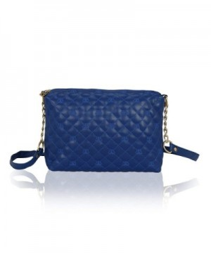 Kleio Quilted Leather Crossbody Shoulder