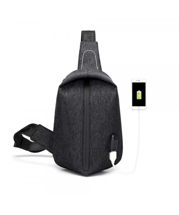 Backpack Shoulder Crossbody Waterproof Headphone