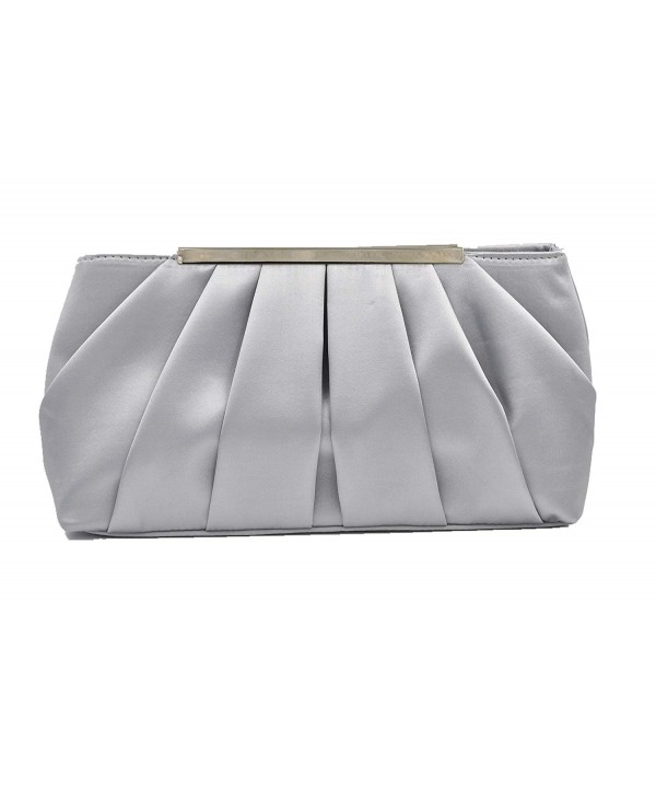 Nodykka Evening Crossbody Wedding Pleated