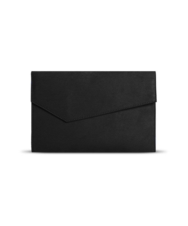 GESSY Envelope Clutch Magnet Pocket