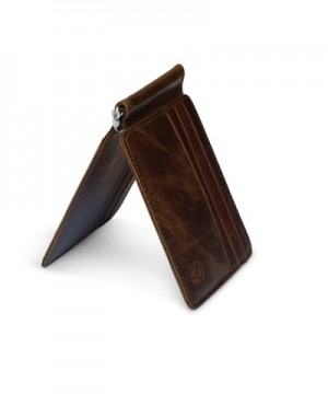 OURBAG Leather Wallet Stainless Medium