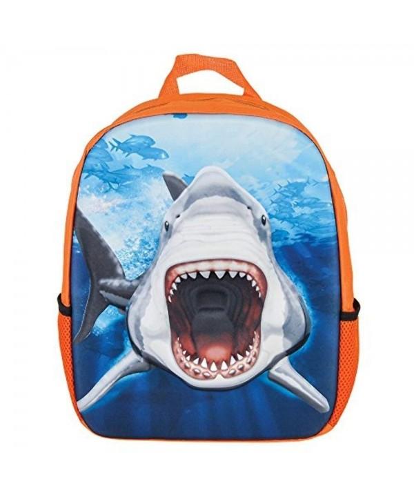 Great White Shark Molded Backpack