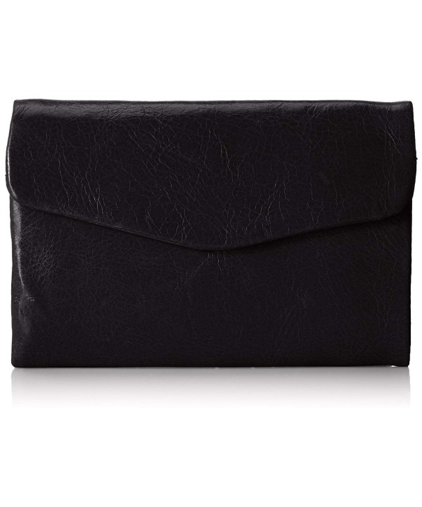 HOBO Vintage Lacy Wallet Black