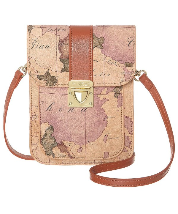 MINICAT Insides Crossbody Synthetic Leather
