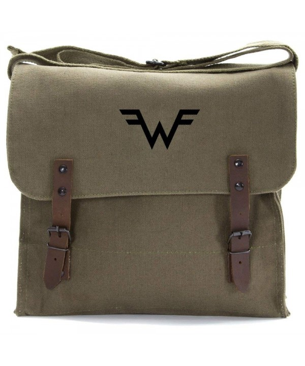 Weezer Heavyweight Canvas Medic Shoulder