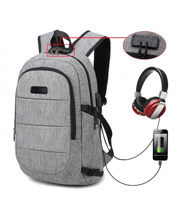Backpack Business Computer Charging Waterproof