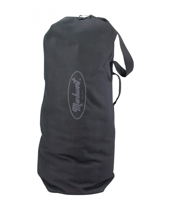 Markwort Top Load Duffle Black