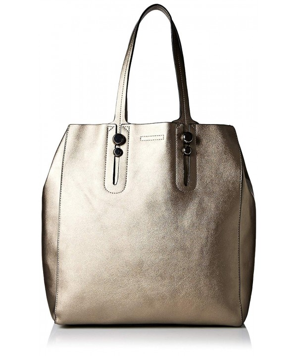 SOCIETY NEW YORK Womens Pewter
