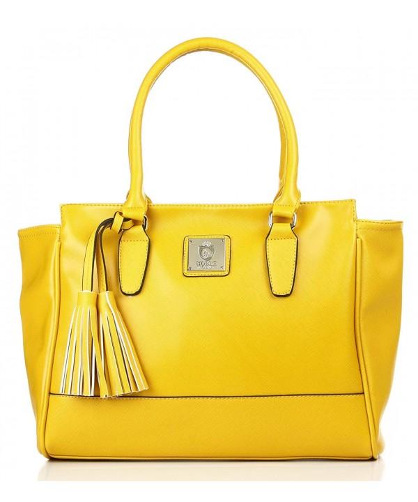Noble Mount Juliette Satchel Handbag