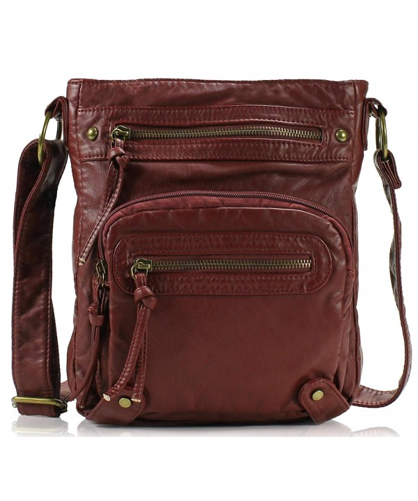 Scarleton Washed Pocket Crossbody H169320