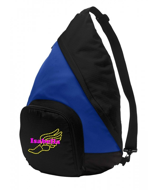 Sling Backpack About Company Personalized