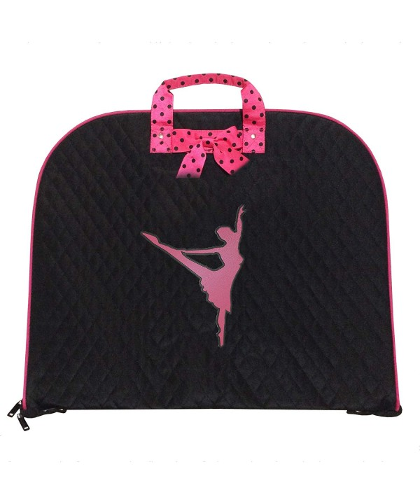 QUALITY Quilted Garment Luggage Personalized