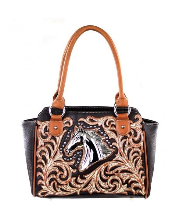 MW212G 8250 Montana West Collection Handbag