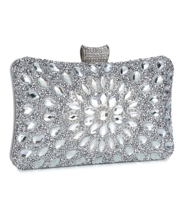 Clocolor Evening Clutches Crystal Rhinestone