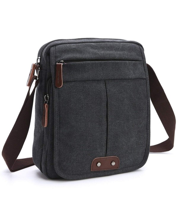 Crossbody Messenger Shoulder Purse MKP MG 8842 BK