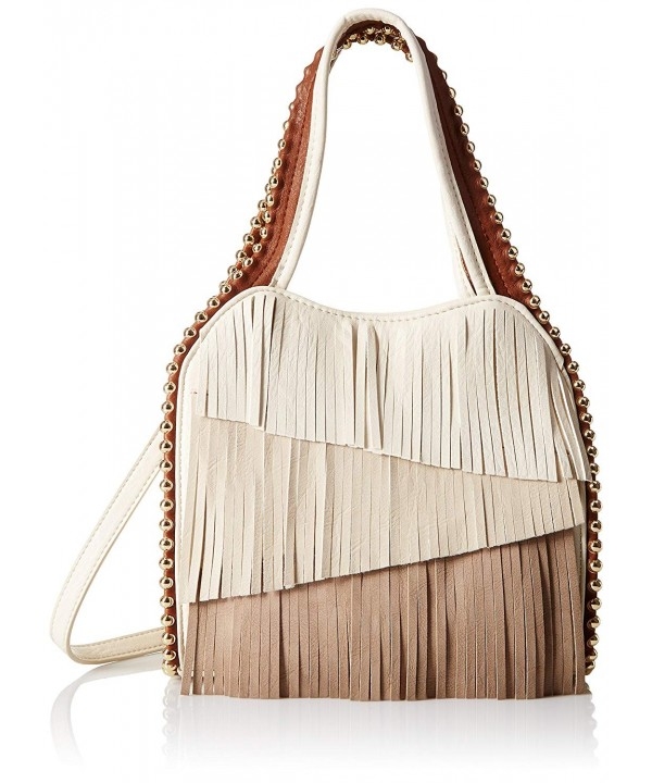 BUDDHA Gypsy Tote Cream Multi