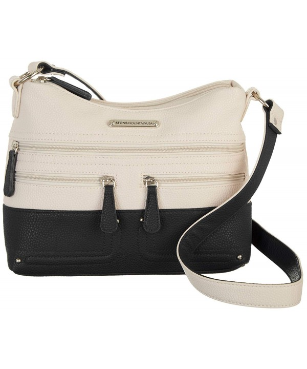 Stone Mountain Ilyssa Handbag Black