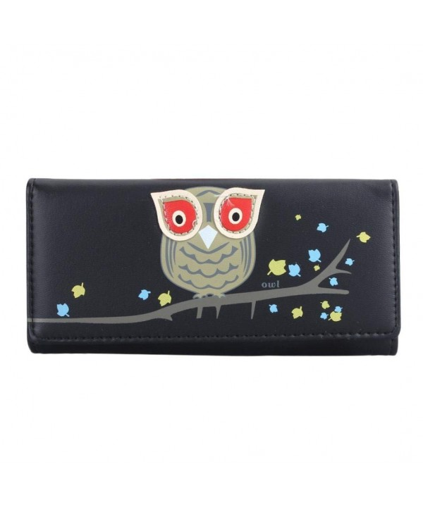 toraway Animals Pattern Leather Wallets
