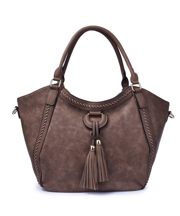 Mn Sue Handbag Leather Shoulder