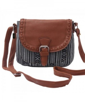 HEYFAIR Womens Canvas Crossbody Shoulder