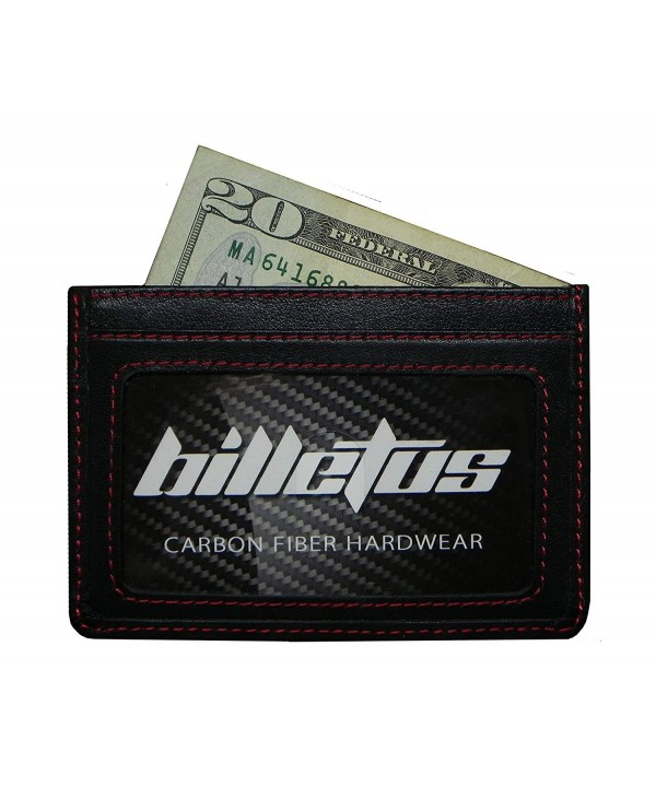 Billetus Minimalist Genuine Leather Wallet