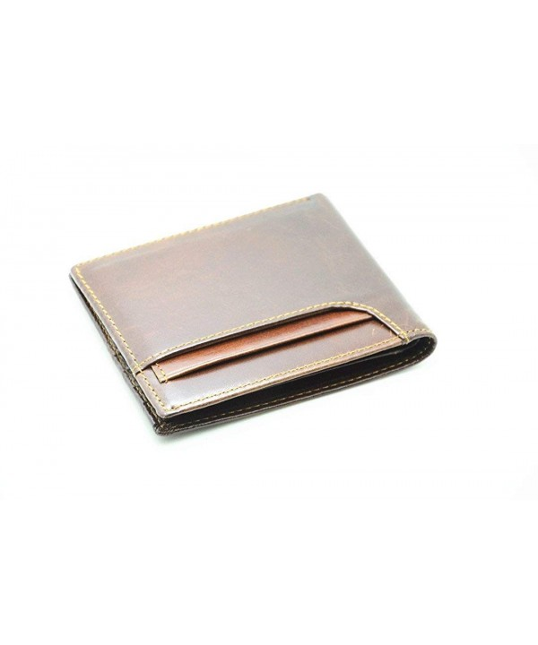 JJNUSA Blocking Genuine Leather WalletS