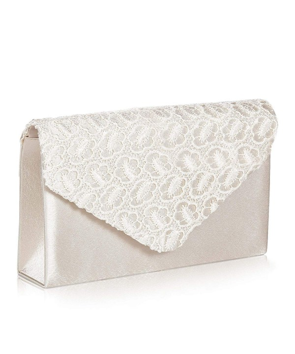 Elegant Envelope Wallyns Evening Champagne