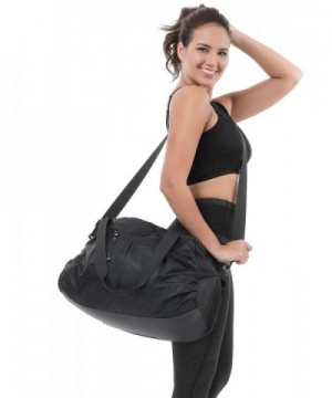 MIER Womens Compartment Travel Duffel