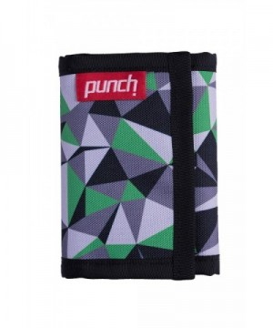 Trifold wallet Durable ballistic Punch